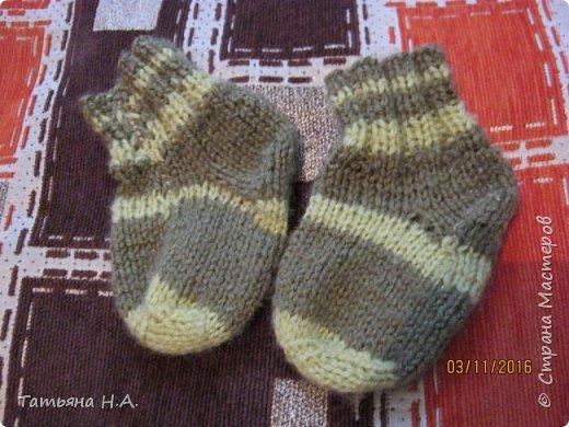 Носочки для мамы) фото 5