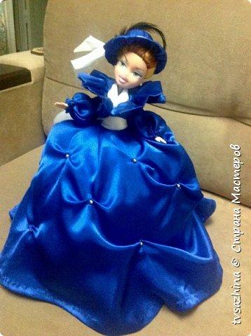 Кукла на чайник фото 2