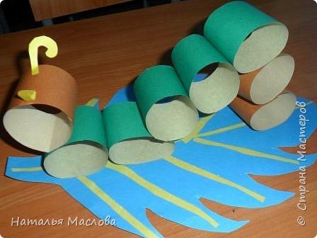 Идею подсмотрели на moi-detki.ru Работы выполнены первоклассниками. На первом уроке делаем из картона листик, разметка по шаблону. фото 4