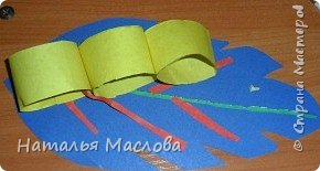 Идею подсмотрели на moi-detki.ru Работы выполнены первоклассниками. На первом уроке делаем из картона листик, разметка по шаблону. фото 2