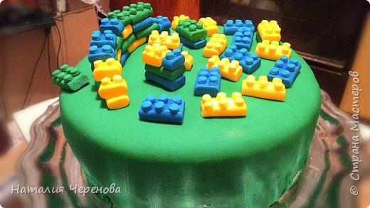 Тортик для детей в школу, Сынуля угощал) фото 2