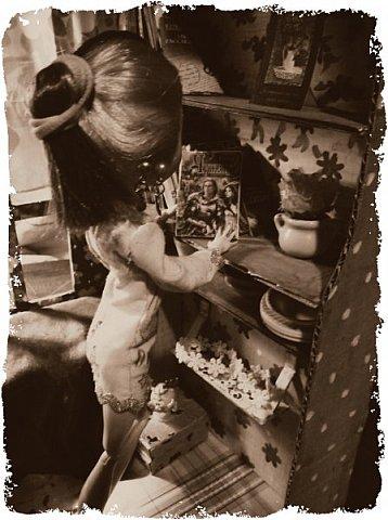 Всем привет)))  Это мой первый румбокс и поэтому много косяков. Но лично мне нравится.  Собственно, румбокс сделан в середине лета, но полное (почти!) его обустройство завершилось недавно, да и руки не доходили его фотографировать.  Выставляю его на ваш суд.... фото 6