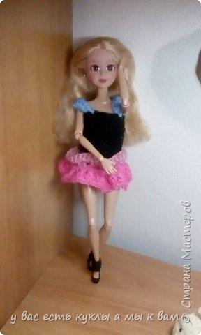 всем привет ! Сегодня Лили вместе со своим питомцем Рози покажет новые платья фото 2