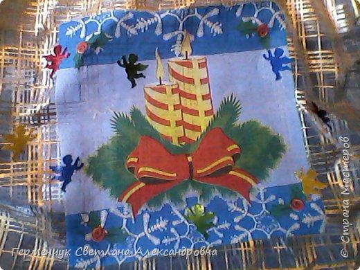 Мешок для подарков на Новый год и Рождество фото 5