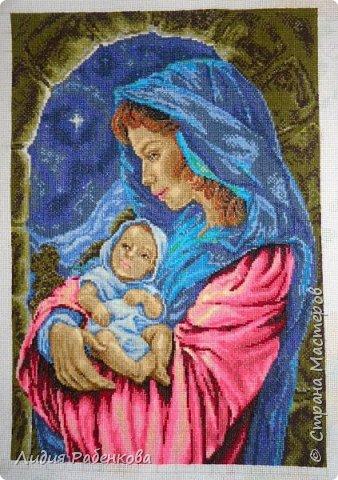 """Одна из самых любимых... """"Мария смладенцем"""" фото 1"""