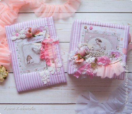 Подарочный комплект для малышки фото 1