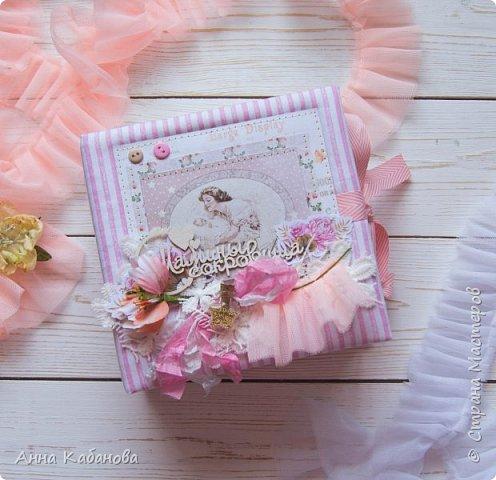 Подарочный комплект для малышки фото 4
