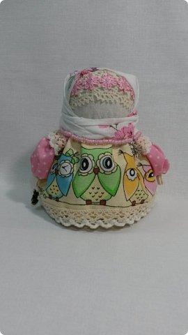 Куколка Крупеничка с совушками. фото 6