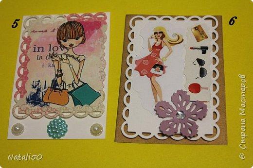 Доброго всем вечера!! Предлагаю на выбор карточки на тему-шоппинг. Выбирают только участники совместника -  https://stranamasterov.ru/node/1055187?page=2    фото 4