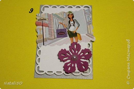 Доброго всем вечера!! Предлагаю на выбор карточки на тему-шоппинг. Выбирают только участники совместника -  http://stranamasterov.ru/node/1055187?page=2    фото 6