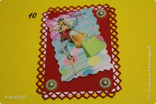 Доброго всем вечера!! Предлагаю на выбор карточки на тему-шоппинг. Выбирают только участники совместника -  http://stranamasterov.ru/node/1055187?page=2    фото 7