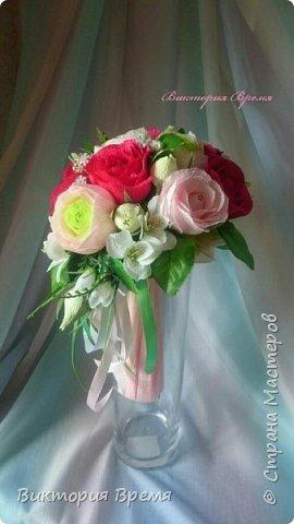 Заказали букет для невесты, и ни кто нибудь, а жених.  фото 1