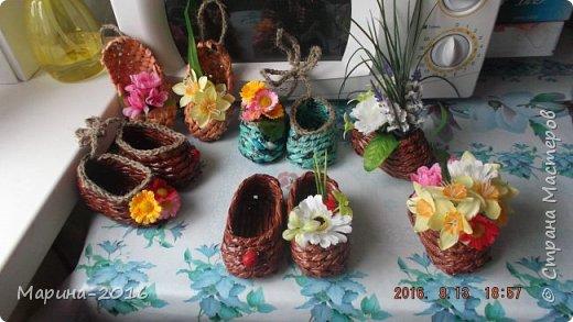 Сувенирные башмачки фото 1
