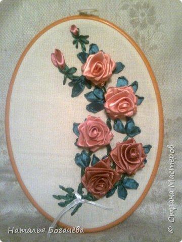 Розы в подарок. фото 1