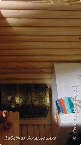 """Работа олимпиадная посвящена году российского кино. На областную олимпиаду семей воспитывающих детей с особенностями развития (инвалидов). Съемочная площадка  сказки """"Морозко"""" фото 13"""