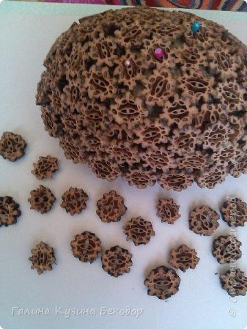 Черепашки из маньчжурского ореха фото 6