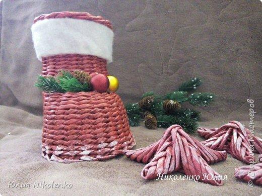 Сапожок новогодний-рождественский! фото 3