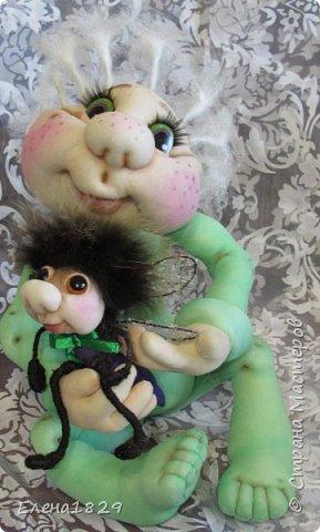 Мои игрушки ,зделаные на заказ по Мк Елены Лаврентевой фото 3