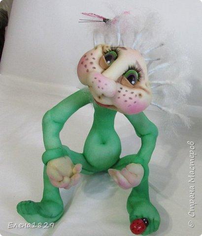 Мои игрушки ,зделаные на заказ по Мк Елены Лаврентевой фото 2