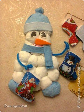 Всем привет!!! Скоро новый год и чтобы моим мальчишкам было интересно его ждать, сделала я вот такой адвент-календарь. И пока моя ребятня спит спешу показать вам что у меня получилось)))) За все идеи, картинки, распечатки спасибо огромное Марине Лужинской: http://stranamasterov.ru/node/980574 обязательно к ней загляните, это просто кладезь идей!!! еще раз спасибо Мариночка огромное!!!! фото 35