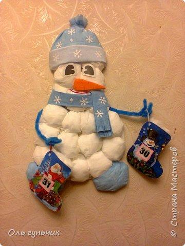 Всем привет!!! Скоро новый год и чтобы моим мальчишкам было интересно его ждать, сделала я вот такой адвент-календарь. И пока моя ребятня спит спешу показать вам что у меня получилось)))) За все идеи, картинки, распечатки спасибо огромное Марине Лужинской: http://stranamasterov.ru/node/980574 обязательно к ней загляните, это просто кладезь идей!!! еще раз спасибо Мариночка огромное!!!! фото 42
