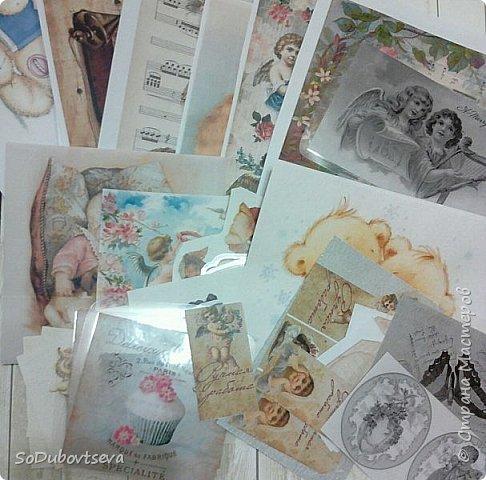 сегодня я получила посылку от замечательной мастерицы Олеси  http://stranamasterov.ru/user/282602 Сколько всего полезного было в этой посылке!!!Олеся, огромное тебе СПАСИБО за такие замечательные подарки!! фото 3