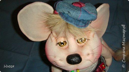 Здравствуйте! Вот закончила вторую мышь . Пара моей первой,  http://stranamasterov.ru/node/1057937.  фото 10