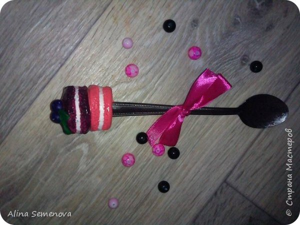 Мои десертные ложечки  фото 1