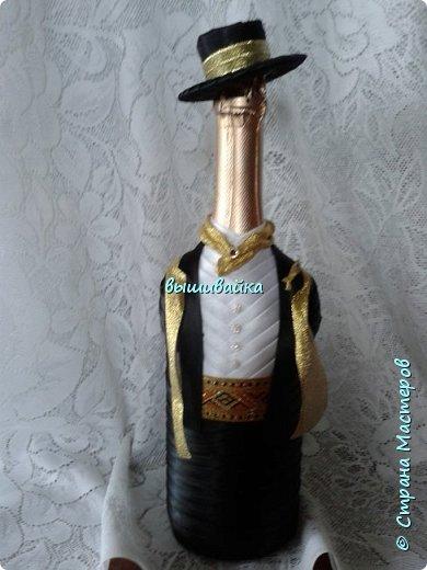 Бутылка для мужчины фото 1