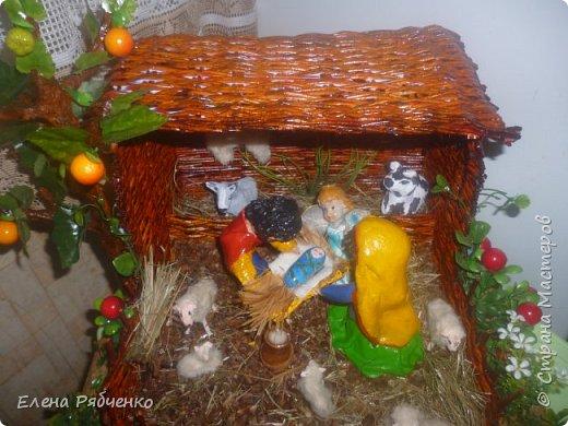 Новогодняя упряжка Деда Мороза. фото 8