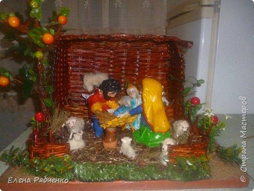 Новогодняя упряжка Деда Мороза. фото 4