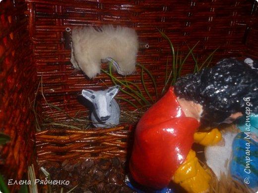 Новогодняя упряжка Деда Мороза. фото 6