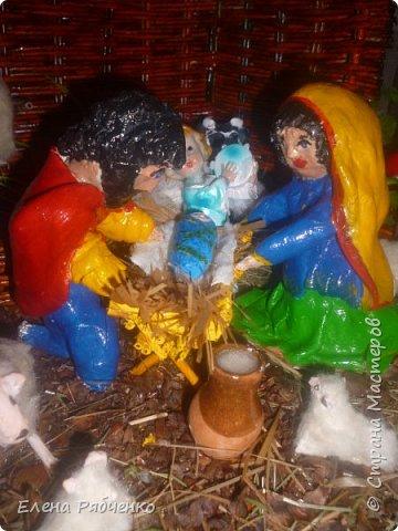 Новогодняя упряжка Деда Мороза. фото 3