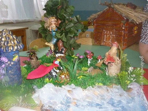 Новогодняя упряжка Деда Мороза. фото 12