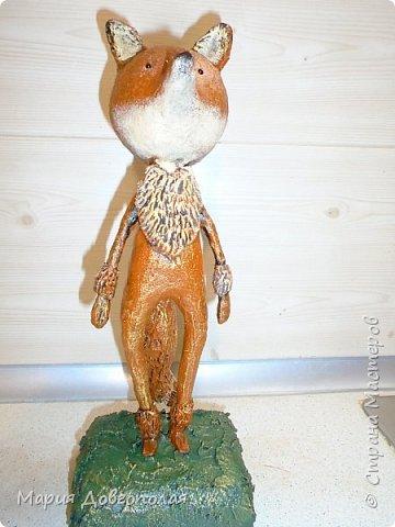 В таких скульптурках всегда и у всех будет просматриваться стиль Юлии Галеевой. За что ей большое-большое спасибо! фото 1