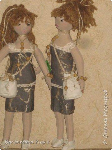 Сестрички-близнецы фото 1