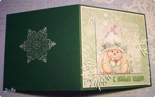 Все уже показывают новогодние открыточки и я не утерпела. Дождь и снег, фотографировать невозможно, но до солнца терпеть, боюсь, долго фото 12