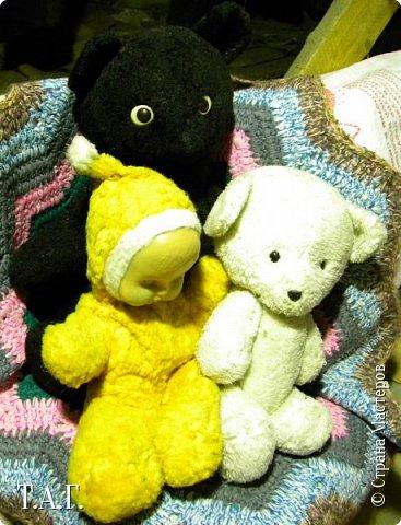 """Эта запись появилась благодаря Анне http://stranamasterov.ru/user/193463 . Она предложила """"Вспомнить детство""""  http://stranamasterov.ru/node/1057416#comment-14281930  и показать СВОИ игрушки, времен СССР. фото 8"""