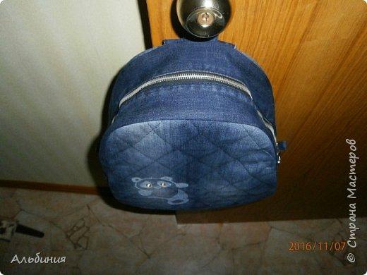 Рюкзачки) фото 10