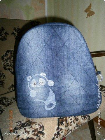 Рюкзачки) фото 8