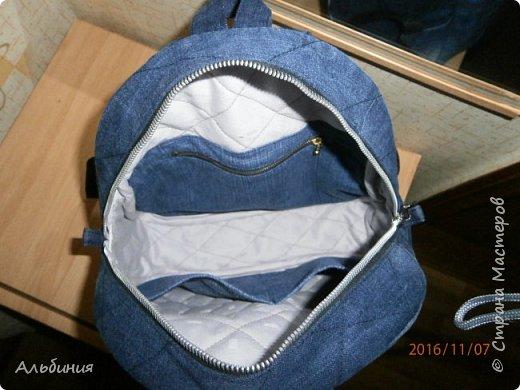 Рюкзачки) фото 6