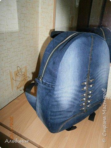 Рюкзачки) фото 2
