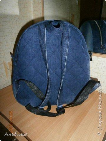Рюкзачки) фото 7