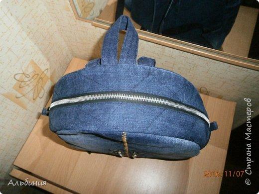 Рюкзачки) фото 5