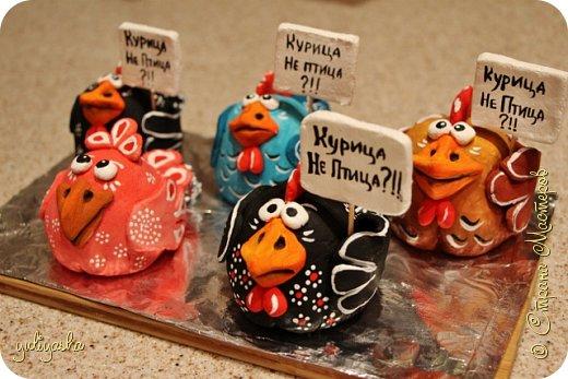Подсмотрела у Аллы Капельки, спасибо ей ОГРОМНОЕ......   http://stranamasterov.ru/node/197692           Пока сохнем, без лака.... фото 3