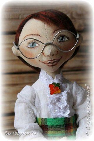 Кукла Леся....В ожидании своего любимого с армии...) фото 3