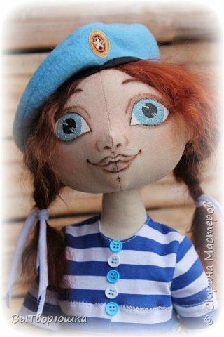 Кукла Леся....В ожидании своего любимого с армии...) фото 1