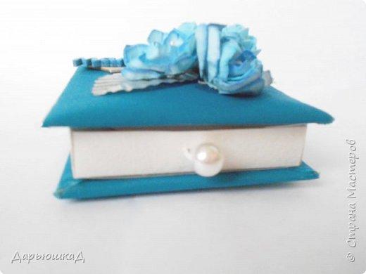 Открытка-коробочка для мамы. Из пивного картона и скрапбумаги) фото 8