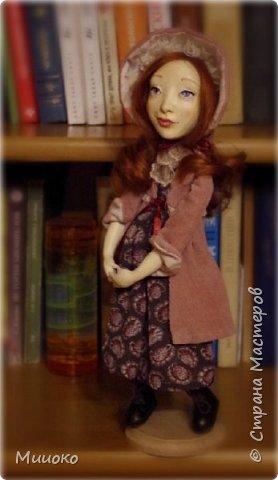 Подарочная коллекционная кукла фото 2