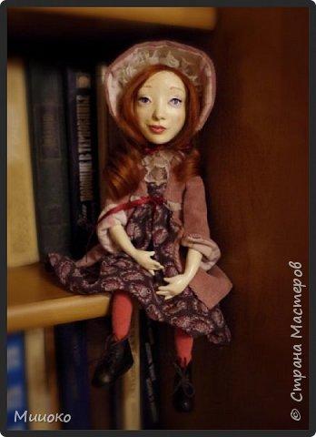 Подарочная коллекционная кукла фото 1
